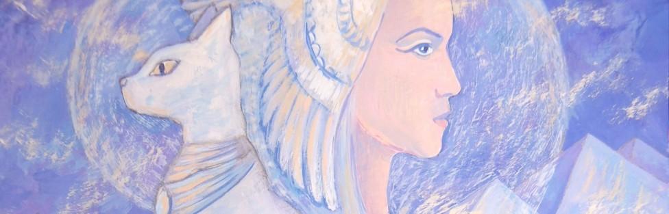 Видео-урок энергетического рисования «Египетские фантазии»